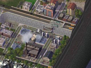 シムシティ 架空鉄道