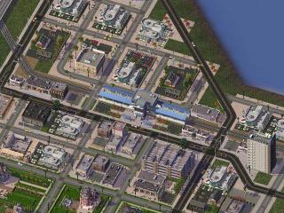 シムシティ架空鉄道