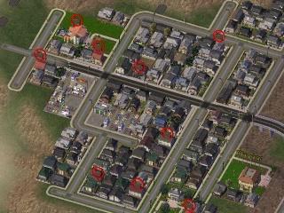 シムシティSIMCITY都市開発