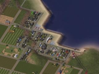 シムシティ都市開発